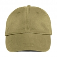 Czapka Solid Low-Profile Brushed Twill